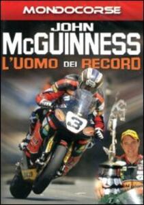 John McGuinness. L'uomo dei record - DVD