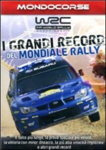 Mondiale Rally. I grandi record - DVD