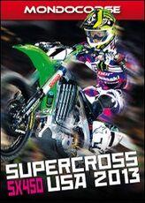 Film Supercross USA 2013. SX 450