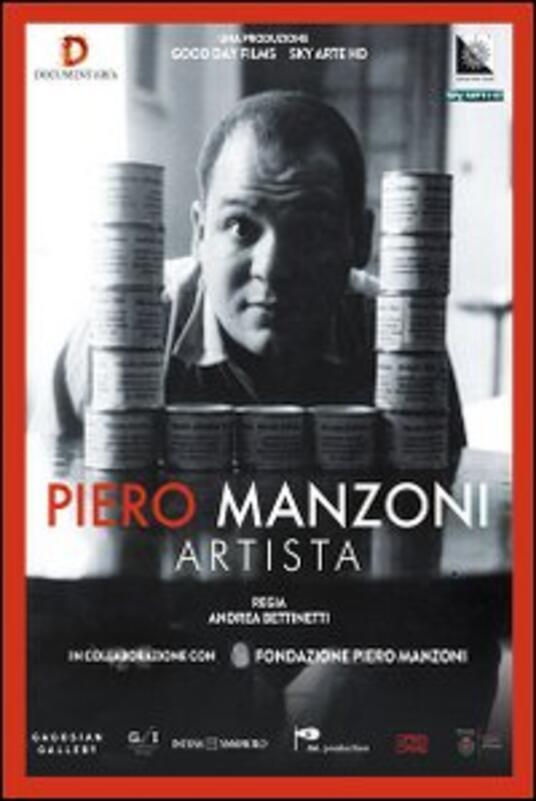 Piero Manzoni. L'artista di Andrea Bettinetti - DVD