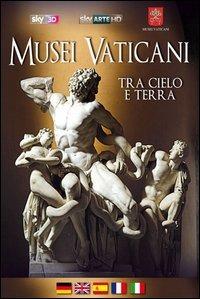 Cover Dvd Musei vaticani 3D (DVD)
