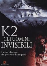 Film K2. Gli uomini invisibili (DVD)