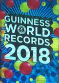 Cartoleria Diario Guinness World Records 2017-2018, 10 mesi Panini