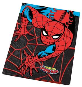 Cartelletta 3 lembi Spider-Man