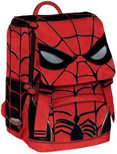 Zaino estensibile Spider-Man. Con luce LED
