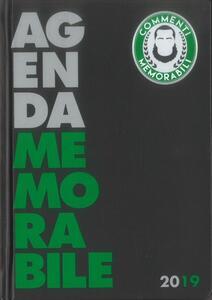 Diario Commenti memorabili 2018-2019, 16 mesi, mini