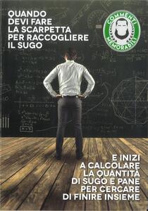 Quaderno maxi A4 Commenti memorabili. Quadretti grandi 5 mm