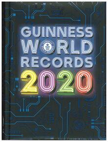 Diario Guinness World Records 2019-2020, 12 mesi