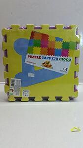 Tappeto Alfabeto 9Pz 29X29Cm 0 8Cm - 4
