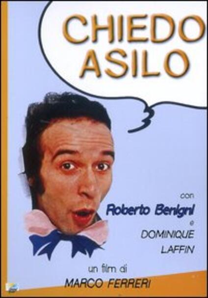 Chiedo asilo di Marco Ferreri - DVD