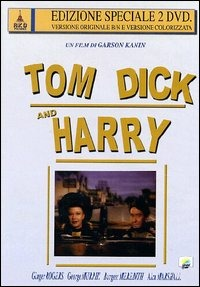 Locandina Tom, Dick e Harry