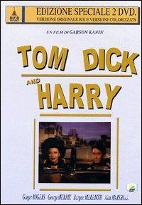 Locandina Tom, Dick e Harry