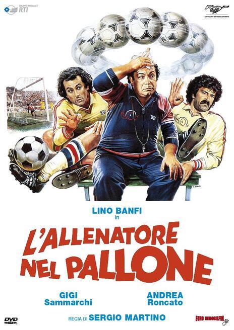 L' allenatore nel pallone (DVD) di Sergio Martino - DVD
