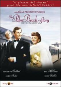 Ritrovarsi. The Palm Beach Story di Preston Sturges - DVD