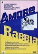 Cover Dvd DVD Amore e rabbia