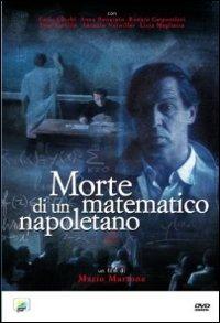 Cover Dvd Morte di un matematico napoletano (DVD)