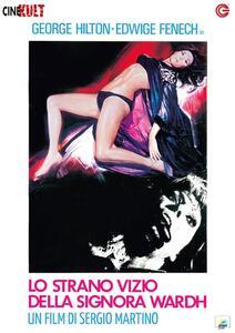 Lo strano vizio della signora Wardh (DVD) di Sergio Martino - DVD