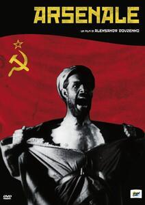 Arsenale (DVD) di Aleksandr Dovzhenko - DVD