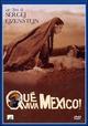 Cover Dvd DVD ¡Que Viva Mexico!