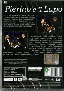Sergei Prokofiev. Pierino e il lupo - DVD - 2