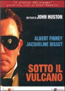 Sotto il vulcano di John Huston - DVD