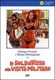 Cover Dvd DVD La soldatessa alla visita militare
