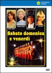 Sabato, domenica e venerdì di Sergio Martino,Pasquale Festa Campanile,Franco Castellano,Pipolo - DVD