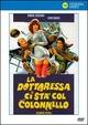 Cover Dvd La dottoressa ci sta col colonnello