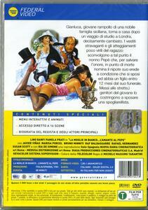 La moglie in bianco... l'amante al pepe di Michele Massimo Tarantini - DVD - 2