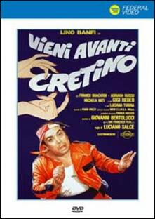 Vieni avanti, cretino di Luciano Salce - DVD