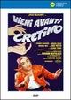 Cover Dvd DVD Vieni avanti cretino