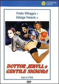 Locandina Dottor Jekyll e gentile signora