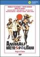 Cover Dvd Animali metropolitani