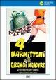 Cover Dvd Quattro marmittoni alle grandi manovre