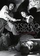 Cover Dvd DVD Desiderio inappagato