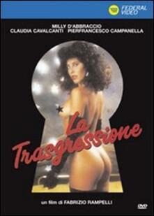 La trasgressione di Fabrizio Rampelli - DVD