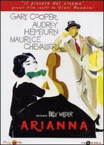 Arianna di Billy Wilder - DVD