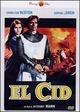 Cover Dvd DVD El Cid