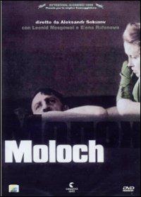 Cover Dvd Moloch