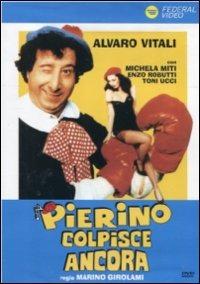 Cover Dvd Pierino colpisce ancora
