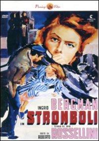 Cover Dvd Stromboli, terra di Dio (DVD)