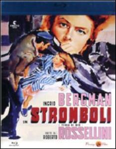 Stromboli, terra di Dio di Roberto Rossellini - Blu-ray