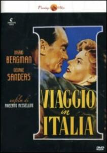 Viaggio in Italia di Roberto Rossellini - DVD