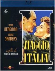 Viaggio in Italia di Roberto Rossellini - Blu-ray