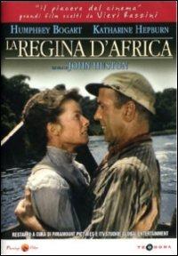 Cover Dvd Regina d'Africa (DVD)