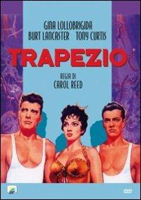 Cover Dvd Trapezio (DVD)