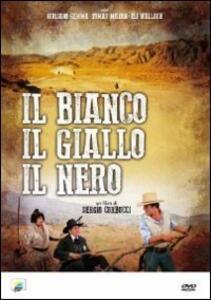 Il bianco, il giallo, il nero di Sergio Corbucci - DVD