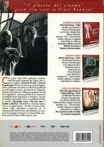 Powell Pressburger (3 DVD) di Michael Powell,Emeric Pressburger - 2