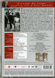 Marlene Dietrich & Josef von Sternberg (2 DVD) di Joseph Von Sternberg - 2