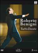 Film Roberto Benigni. Tutto Dante. Vol. 4 (3 DVD)